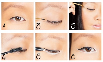 Cat-eye-guide