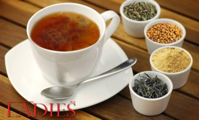 Tea originated as a medicinal drink